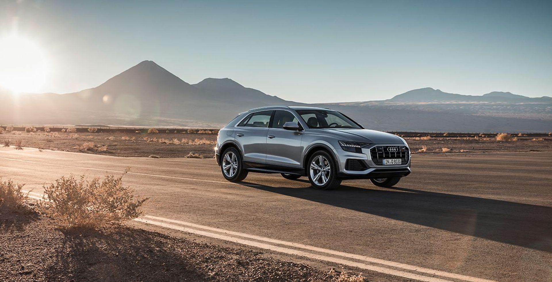Audi Q8 TFSI V6 image