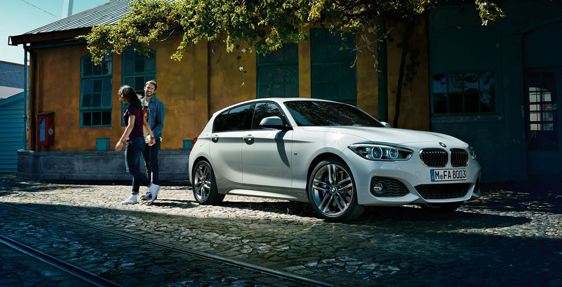 BMW 1 Series 120d image