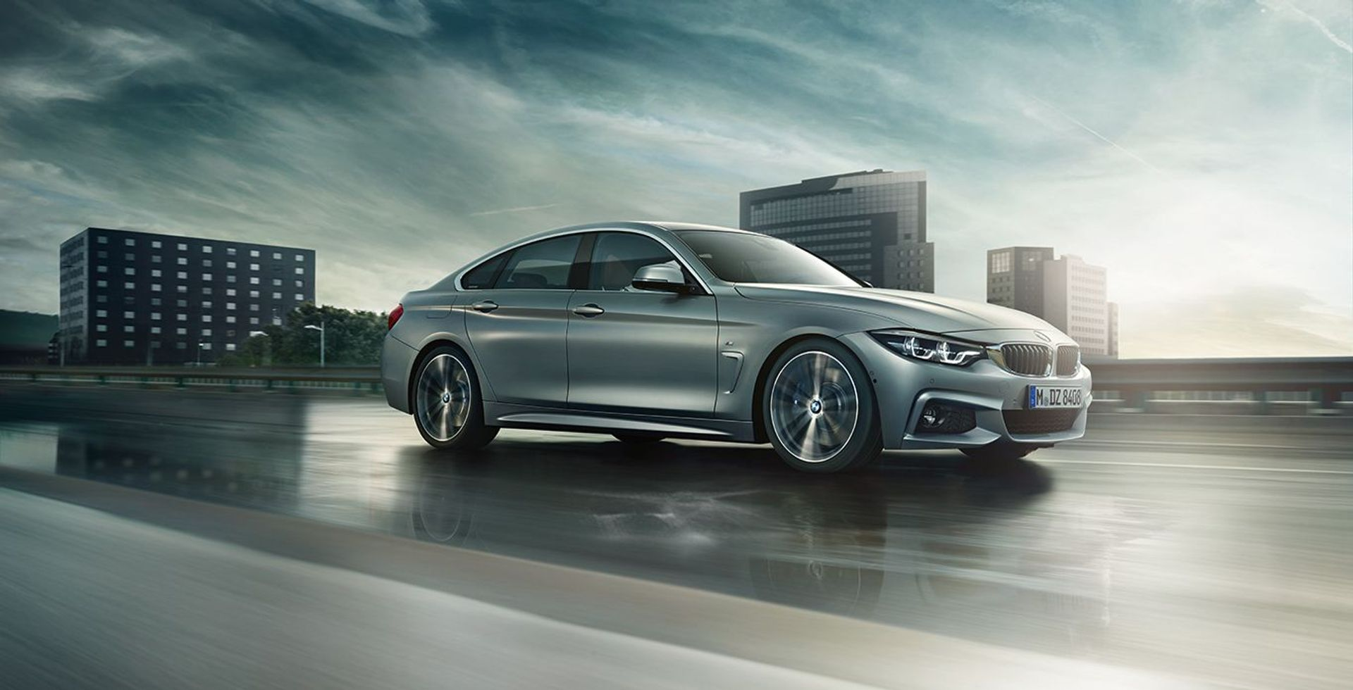 BMW 4 Series Gran Coupe 420i image