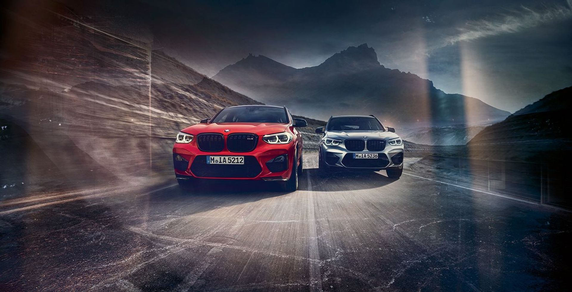 BMW X3 M Competition image