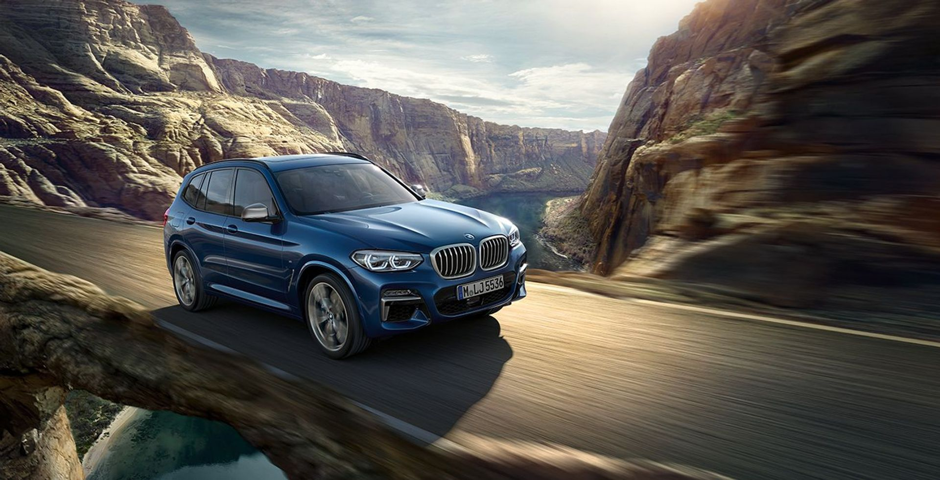 BMW X3 SE Edition Exclusive image