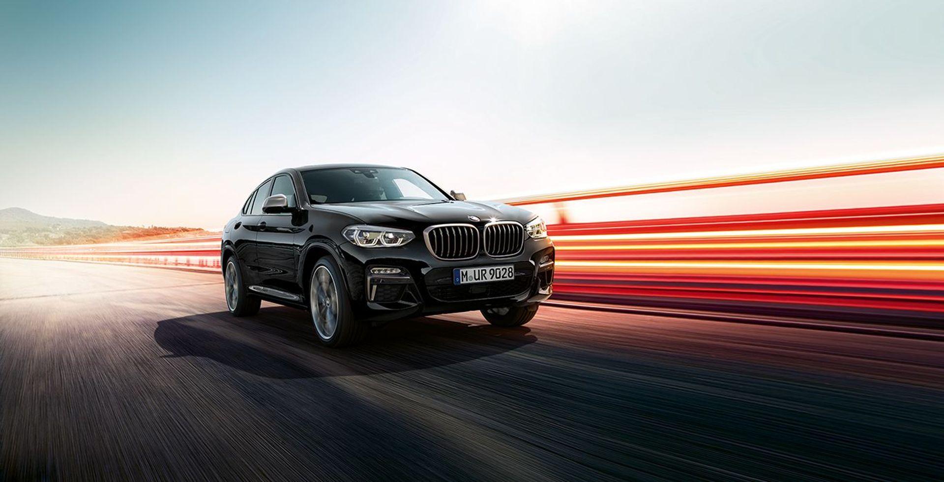 BMW X4 MHT image