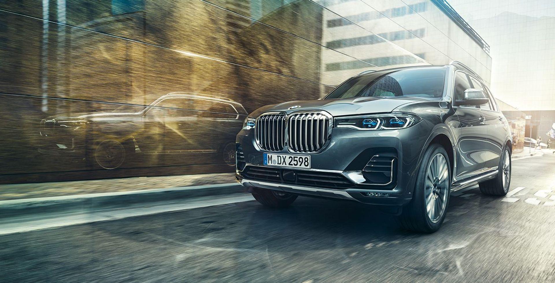 BMW X7  image