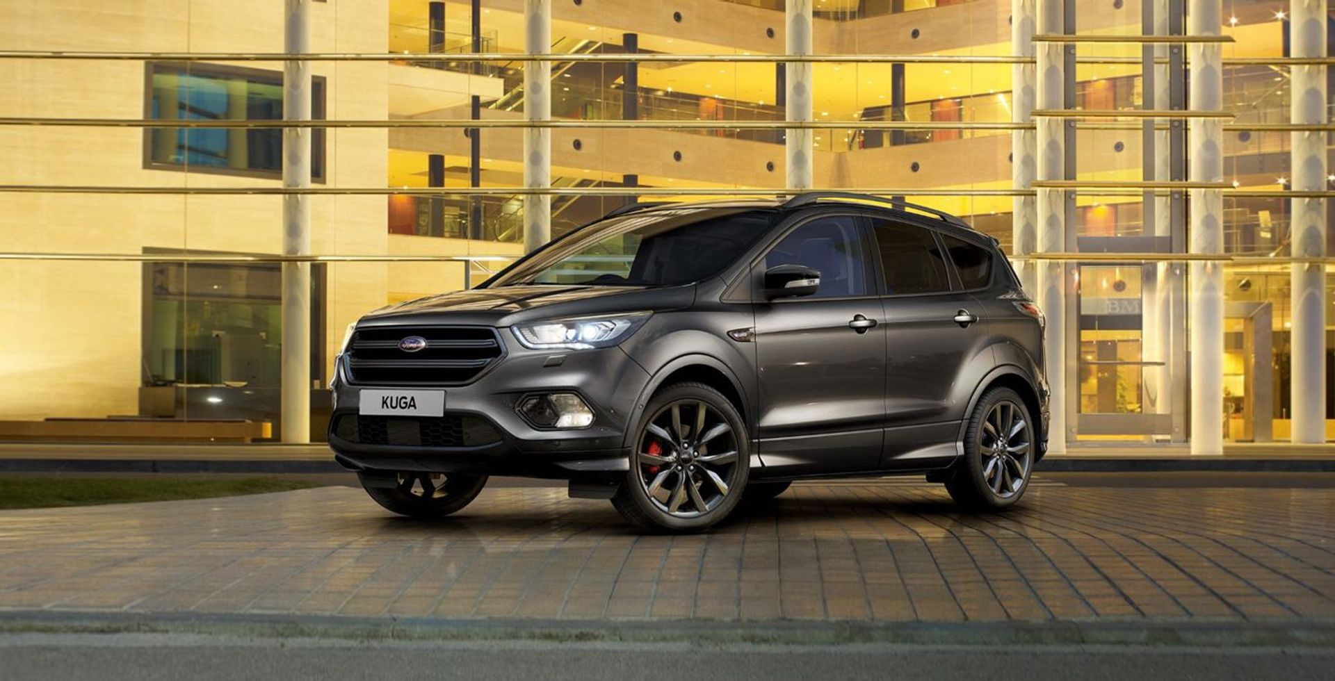 Ford Kuga Titanium First Edition image