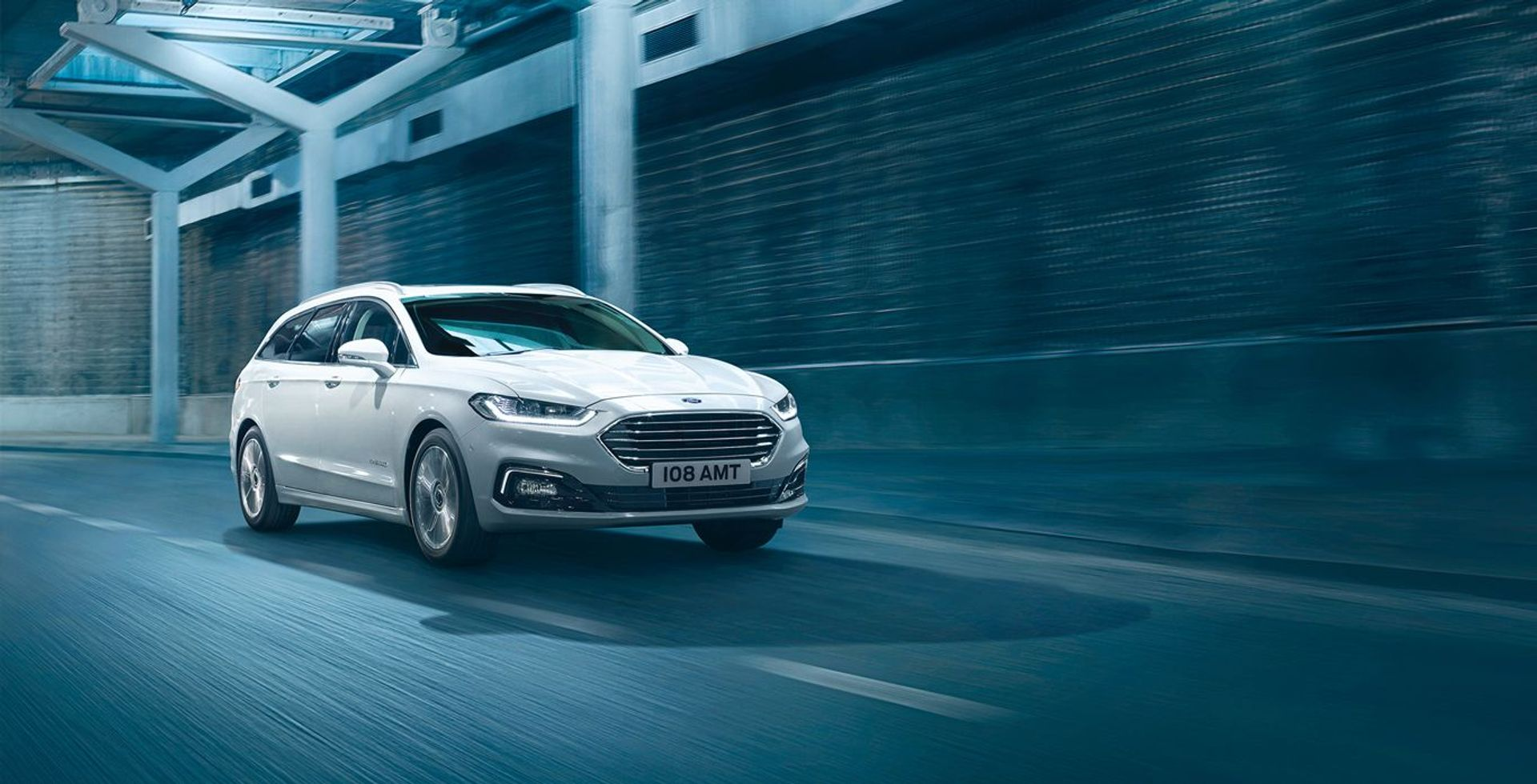 Ford Mondeo TiVCT image