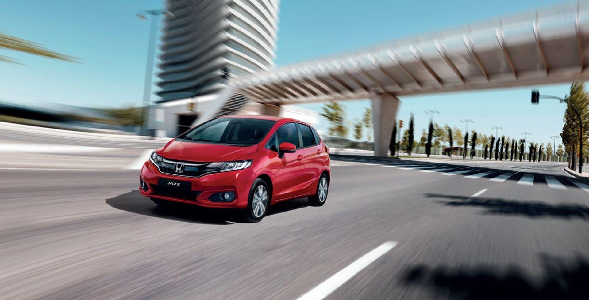 Honda Jazz HS image