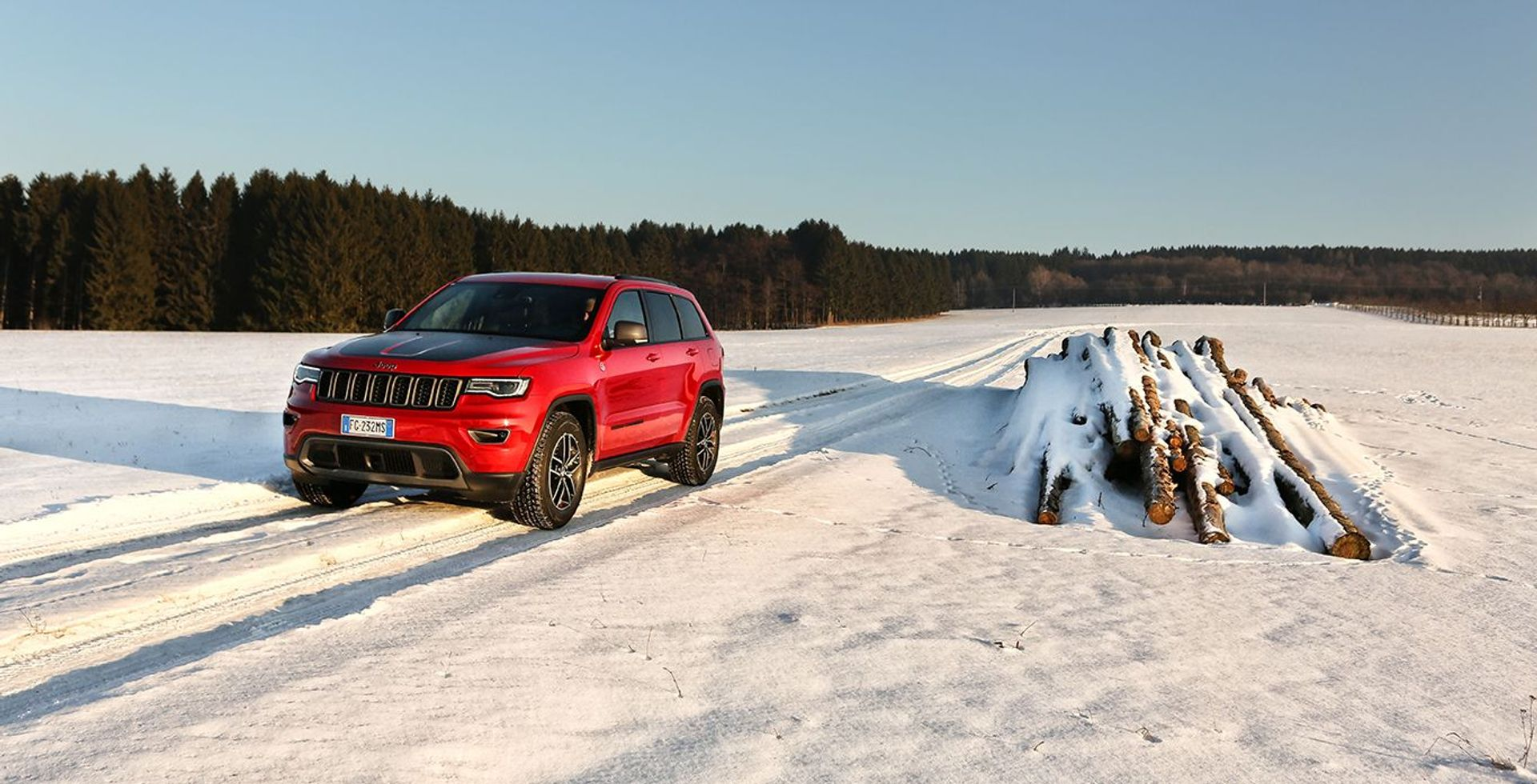 Jeep Grand Cherokee Trailhawk image