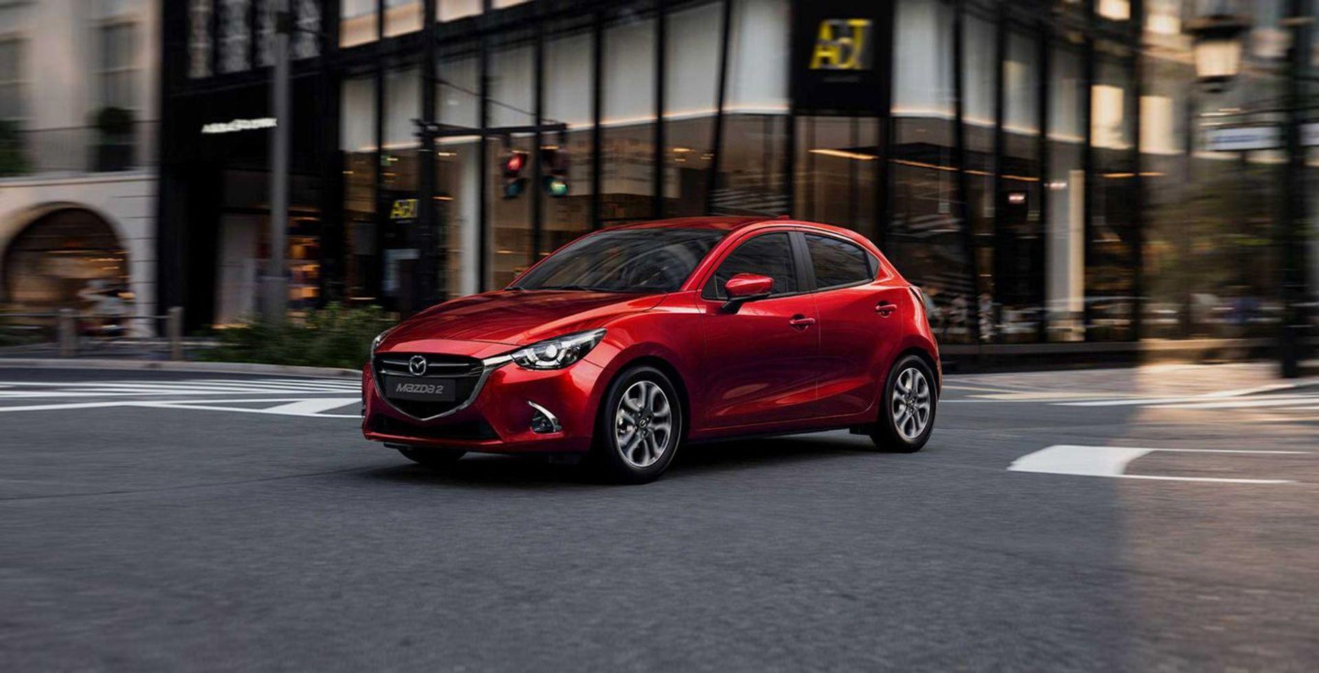 Mazda Mazda2 Black Edition image