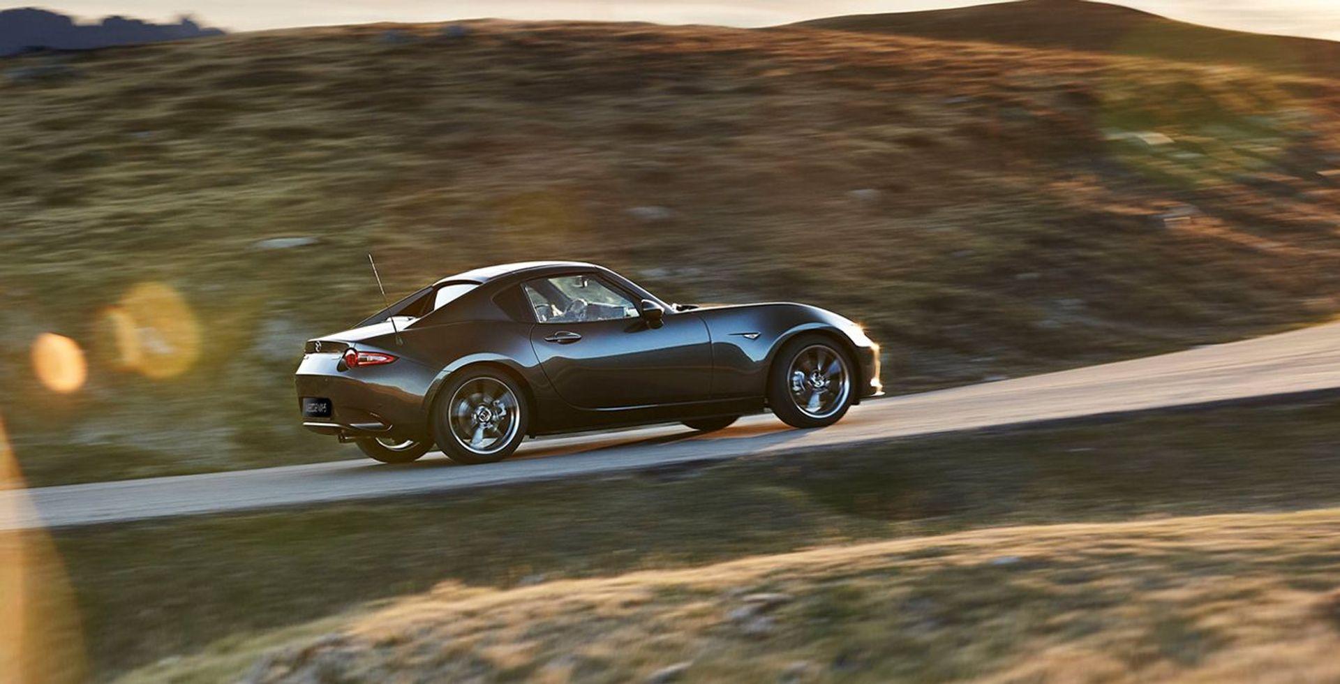 Mazda MX-5 RF  image