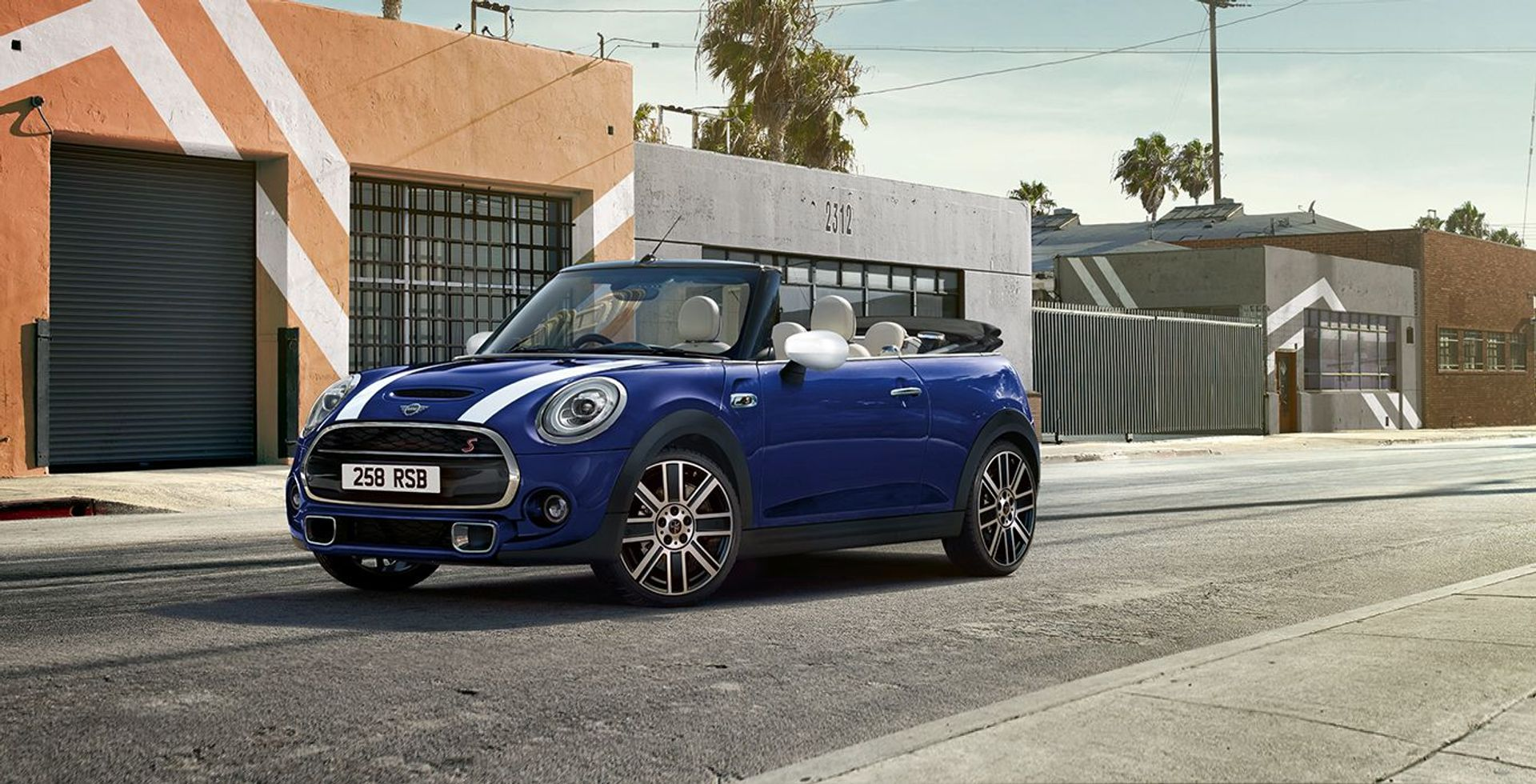 MINI Convertible John Cooper Works image