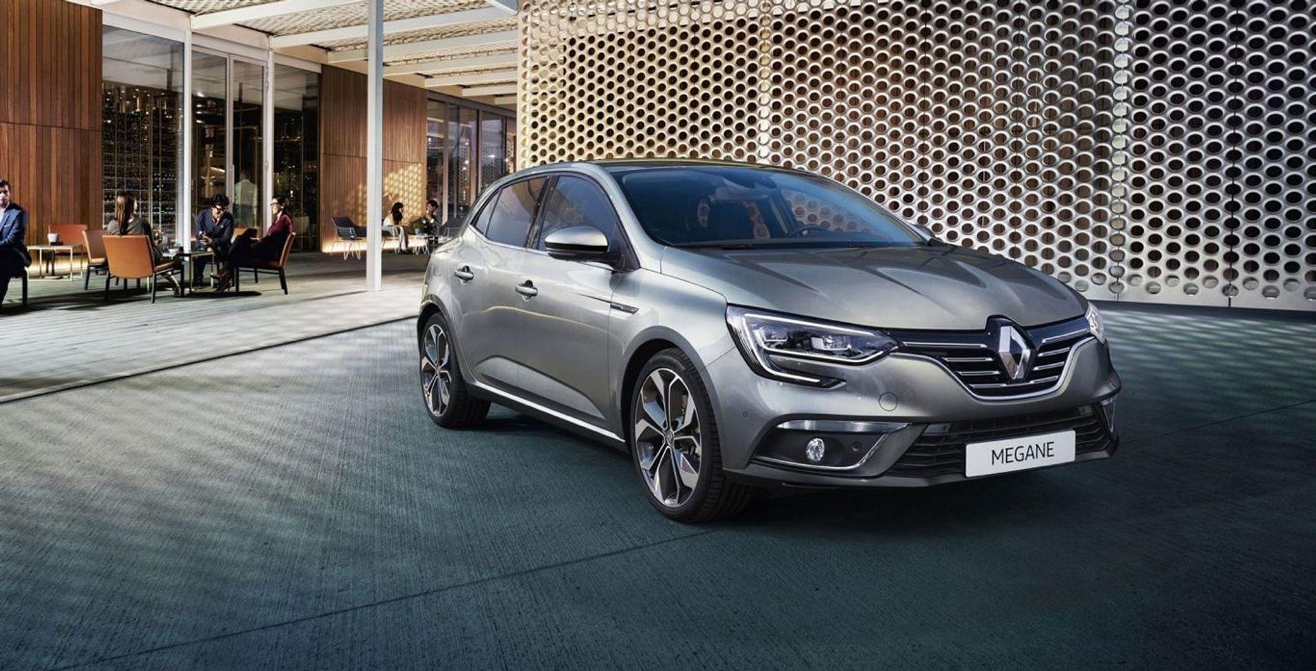 Renault Megane  image