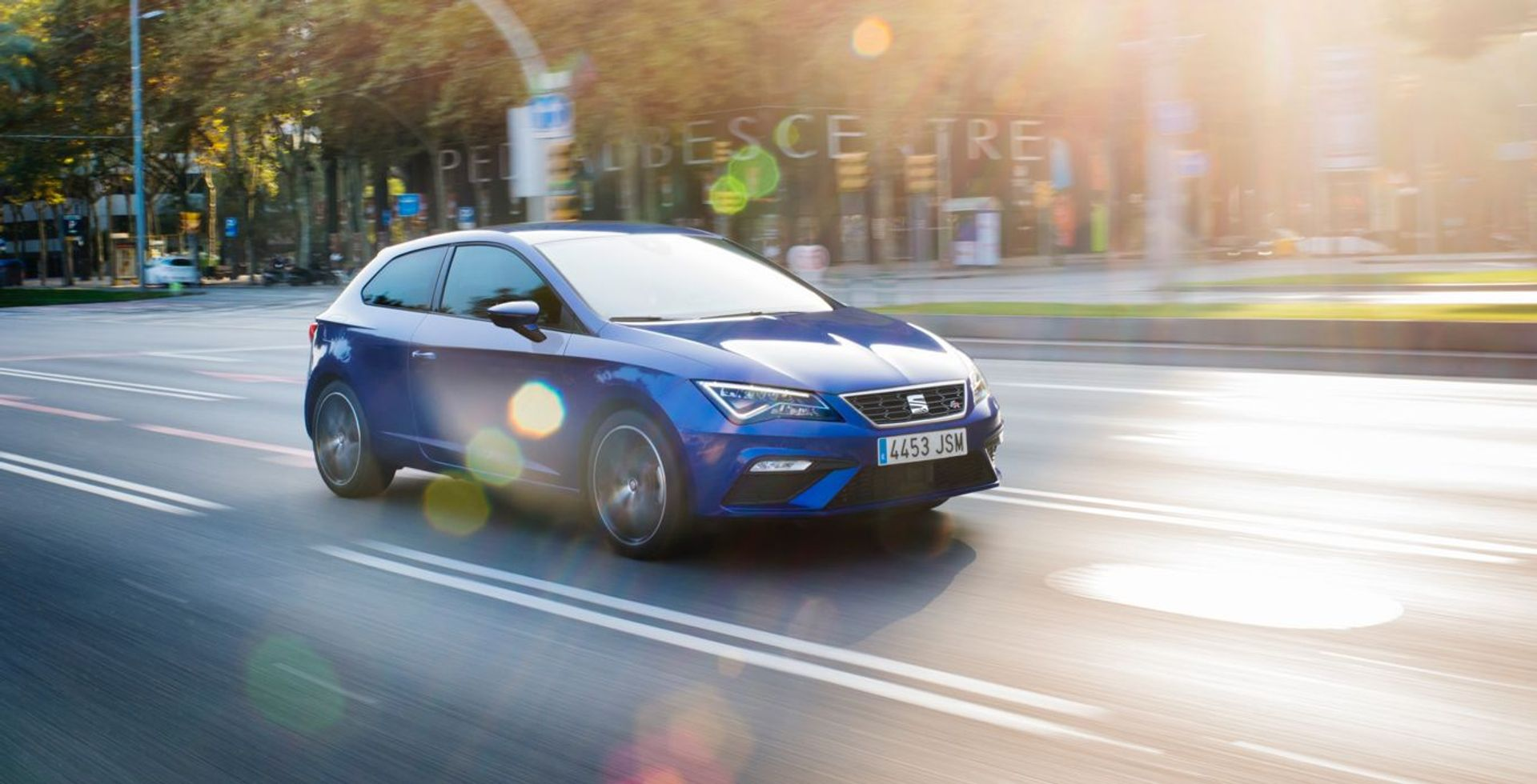 SEAT Leon SE Dynamic Technology image