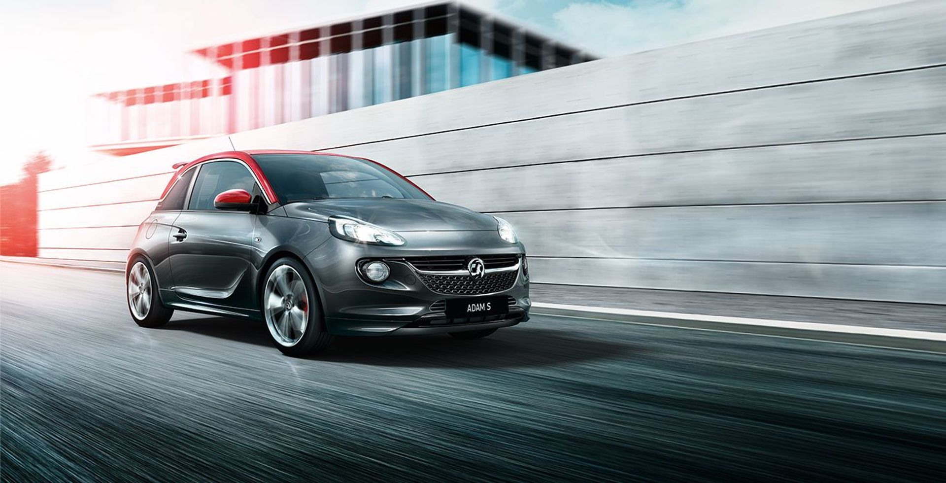 Vauxhall ADAM  image