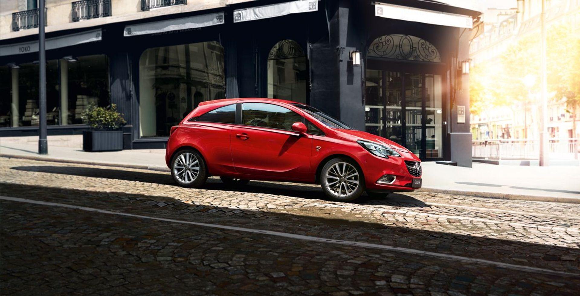 Vauxhall Corsa  image