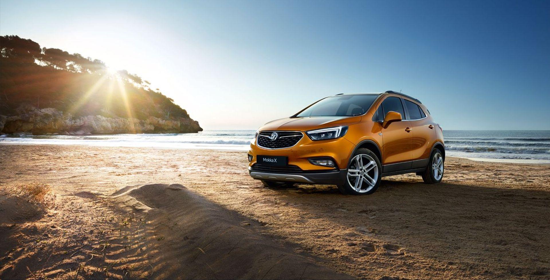 Vauxhall Mokka X  image
