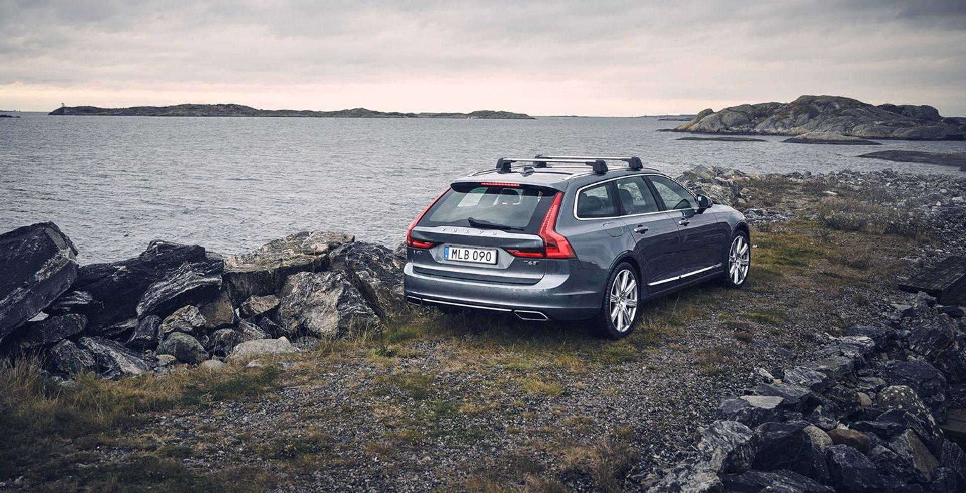 Volvo V90  image