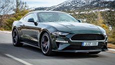 Ford Mustang Bullitt Geneva Motor Show