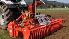 Rota-seeder from Maschio performs one-pass seeding on land unsuitable for ploughing