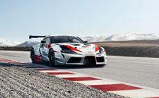 Toyota Supra: GR Supra Racing Concept
