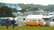 Top 5 UK festivals to take your motorhome to