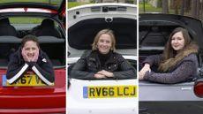 The REV Test: Vicki Butler-Henderson, Rachael Hogg, Erin Baker