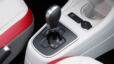 An automated manual gearbox in a Volkswagen Up