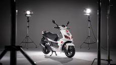 New look for Peugeot Speedfight 50