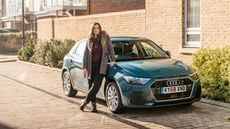 2018 Audi A1 Sportback Rachael Hogg