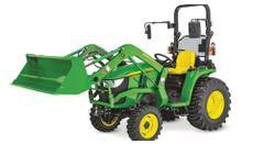 John Deere launch versatile 3038E compact