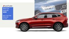 Volvo XC60, voted Best Family Car 2020