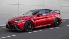 2020 Alfa Romeo Quadrifoglio GTA