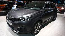 2016 Peugeot 3008 Paris Motor Show 2016