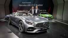 2017 Mercedes AMG GT C roadster2017 Mercedes AMG GT C roadster
