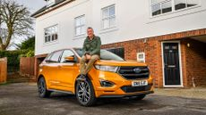 Pete Tullin Ford Edge long-termer