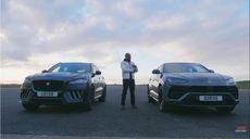 Lamborghini Urus and 666hp Lister Stealth