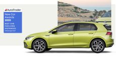 Volkswagen Golf, voted Best Car for Long Distances 2020