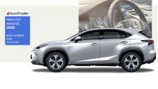 Lexus NX300h, Best Hybrid Car 2020
