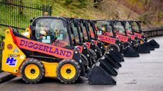 JCB's destined for Diggerland