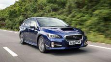 2016 Subaru Levorg 1.6 DIT GT tracking
