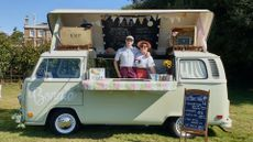 Drama to dream Camper Van - a couple's VW Camper Van conversion