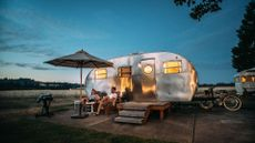 Can you live in a caravan in the UK?