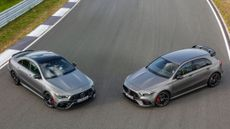 Mercedes-AMG A 45 S and CLA 45 S