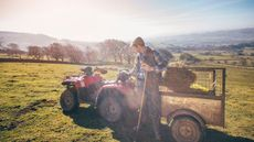 8 Questions To Ask Yourself Before Buying A Quad Bike For Your Farm