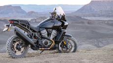 Harley-Davidson Pan America 1250 adventure bike
