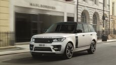 Land Rover Range Rover luxury car exterior