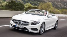 2016 Mercedes S500 Cabriolet