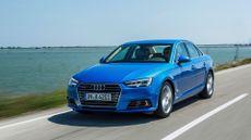 2015 Audi A4 2.0 TDI Ultra 190 Ara blue