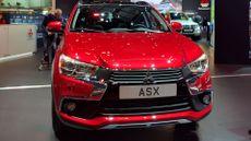 2017 Mitsubishi ASX Geneva