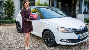 Bake-Off-winner-Candice-recreates-Skoda-Fabia-cake