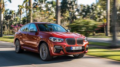 2018 BMW X4 Revealed Ahead Of Geneva Motor Show